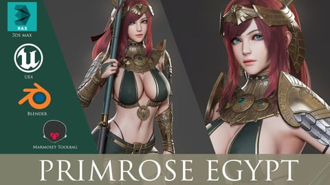Primrose Egypt - Game Ready