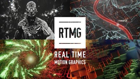RTMG | Real Time Motion Graphics [Blender & Eevee]