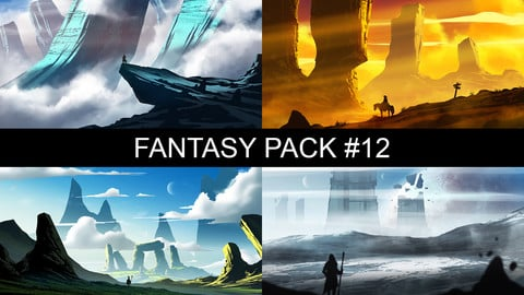 Fantasy Pack #12