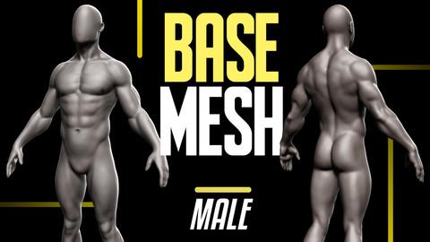 Basemesh Male