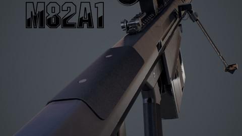 Barrett M82A1 Rifle