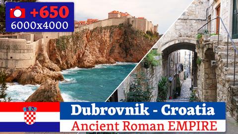 Croatia, Dubrovnik, Ancient Roman EMpire & Games of Thrones (location shoot)