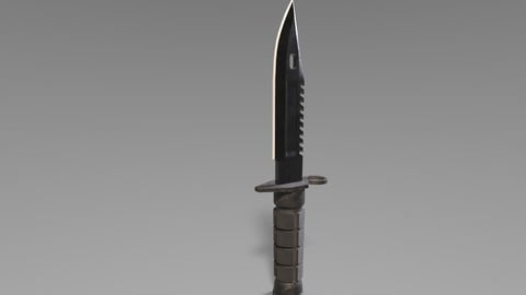 game ready m9 bayonet