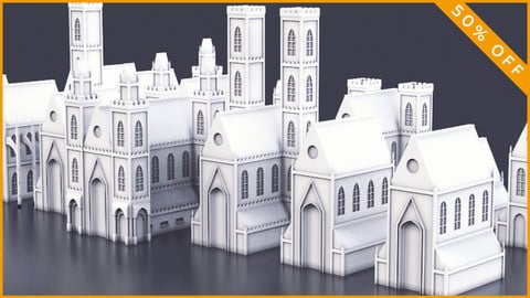 Medieval Building Pack