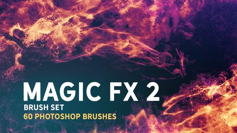 Magic FX 2 brush set