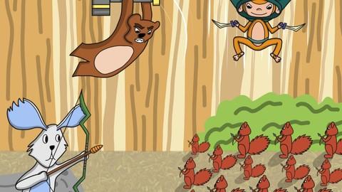 Squirrel's Attack