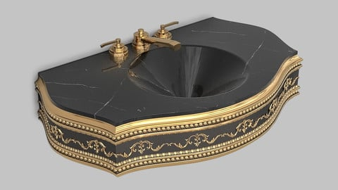Classic Wash Basin _ No 10