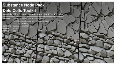 Substance Node Pack | Dete Cells Toolkit