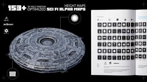 153+ OPTIMIZED SCI FI ALPHA MAPS
