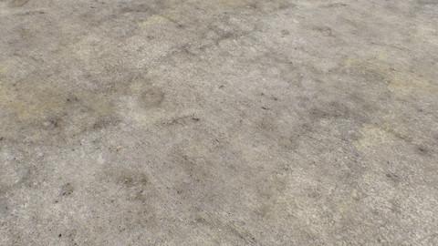 Concrete Floor Textures PBR Pack 3