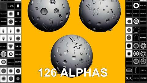 The Mecha Essentials Alpha Pack - 01