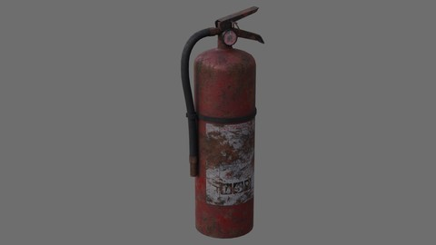 Fire Extinguisher 1C