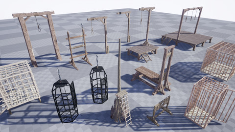 Medieval Execution and Torture Equipment