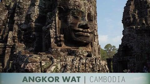 [REFPACK] Angkor Wat | Cambodia