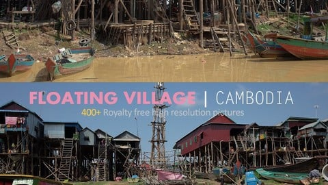 [REFPACK] Floating Village | Cambodia