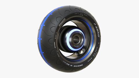 Super Wide Pirelli