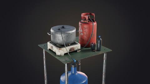 Handmade Distiller