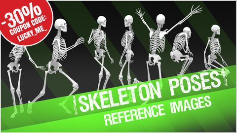 Skeleton Poses (reference images)