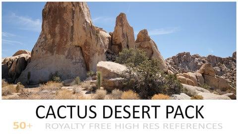 CACTUS DESERT PACK