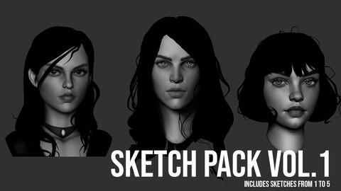 Sketch Pack Vol.1