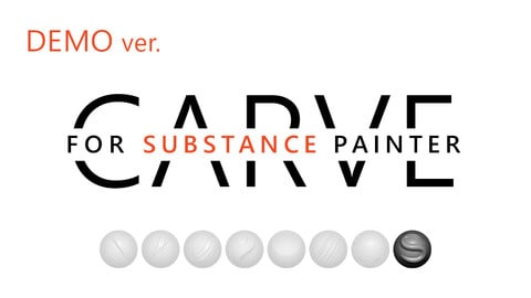 CARVE for Substance Painter Free version
