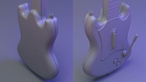 Guitar Hero II Guitar