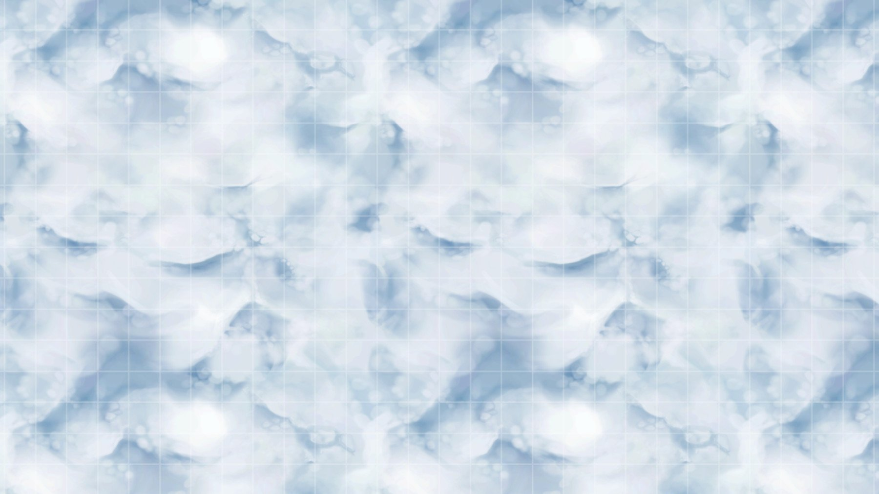 Artstation Hand Painted Snow Texture Game Assets