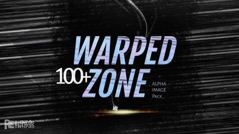 Warped Zone - Alpha Image Texture Pack Vol 1, 2 & 3