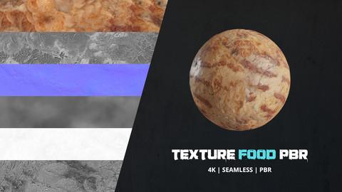 Texture Roast Meat 4k Pbr - 16bit - 02