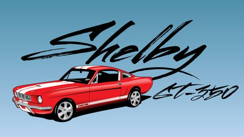 65 Shelby GT350