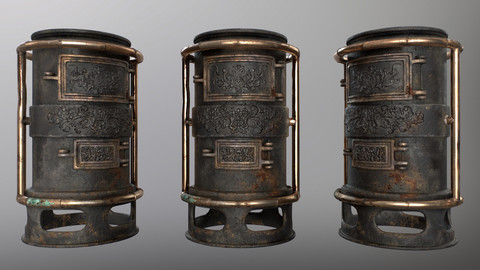 Forge Alchemy Stove