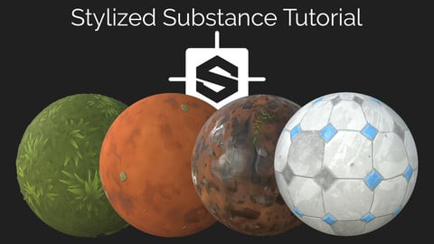 Tutorial | Create Stylized materials with Substance Designer
