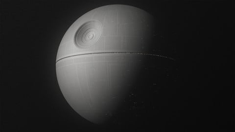 Procedural Death Star