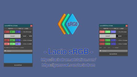 Lacio sRGB