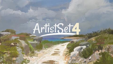 ArtistSet 4.2 - Photoshop Brushes