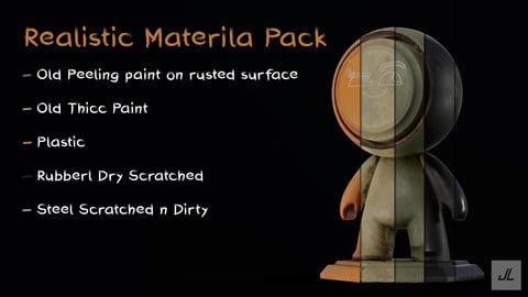 Realistic Material Pack
