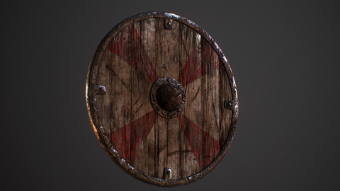 Damaged Shield