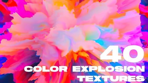 Color Explosion Textures