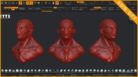 ZBrush Ultrawide User Interface 01