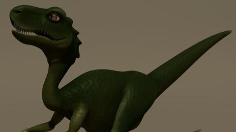 Dinosaur predator