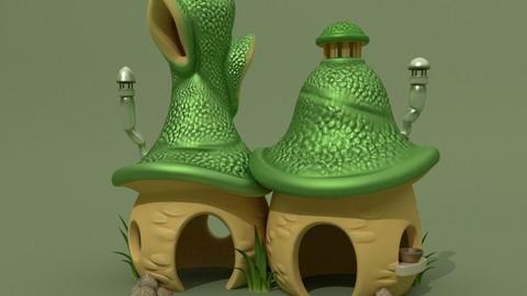 Fantasy House F