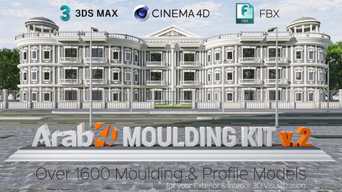 Arab4D Moulding Kit v.2