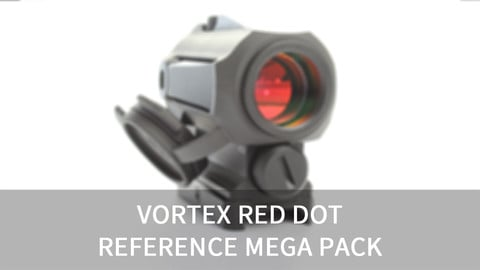[20] Vortex Red Dot Reference Pack