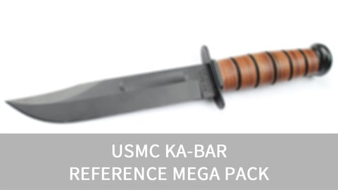 [20+] USMC KA-BAR Reference Pack