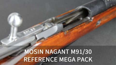[160] Mosin Nagant M91/30 Reference Pack