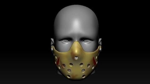 Quarantine Mask Jason Voorhes