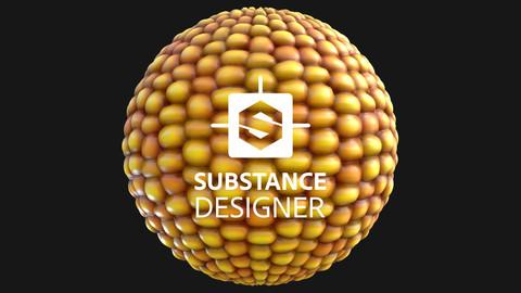 Corn - Procedural Material