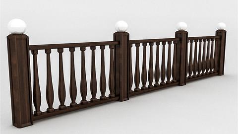 wood railing (1)