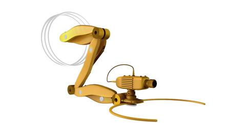technological robot
