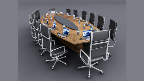 Meeting Table  01